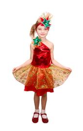 Детский костюм Новогодней Звезды