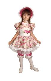 Детский костюм Куклы в шляпке