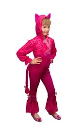 Детский костюм Розовой Кошки