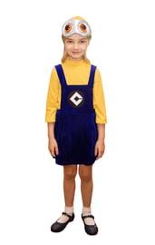Детский костюм Миньона Девочки