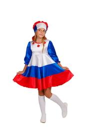 Детский костюм Патриотки России