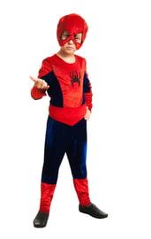 Детский костюм Красный Человек Паук