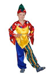 Детский костюм Веселого Скомороха
