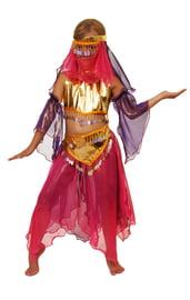 Детский костюм Золотой Шахерезады