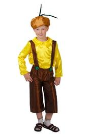 Детский костюм Чиполлино
