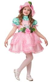 Детский костюм Дюймовочка в розовом
