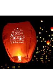 Небесный фонарик С Новым годом