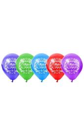 5 новогодних шаров