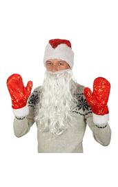 Набор взрослого Деда Мороза