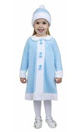 Детский костюм малышки Снегурочки
