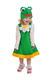 Детский костюм девочки Лягушки