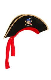 Шляпа пирата с рисунком