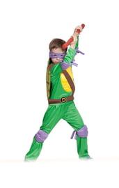 Детский костюм отважной Черепашки Каратиста