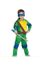 Детский костюм Ниндзя Черепашка Леонардо