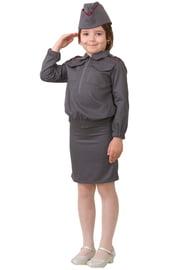 Детский костюм девочки полицейской