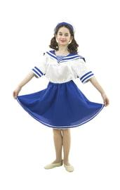 Детский костюм Молодой Морячки