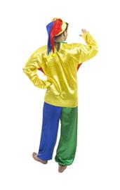 Взрослый костюм Скомороха