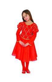 Детский костюм Красной Принцессы