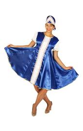 Взрослый костюм Синей Царевны