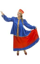 Взрослый костюм Масленицы