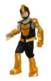 Детский костюм Золотого Робота
