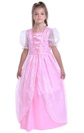 Детский костюм Принцессы в розовом