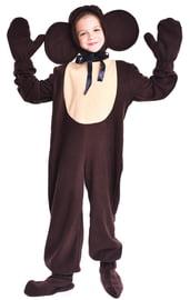 Детский костюм Чебурашки