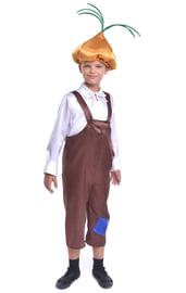 Детский костюм Лука Чиполлино