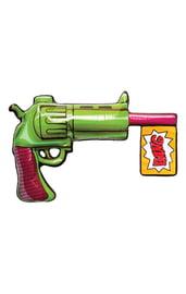 Надувной пистолет Джокера