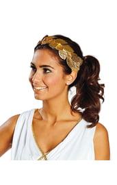 Золотой греческий венок