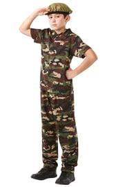 Детский костюм Британского солдата