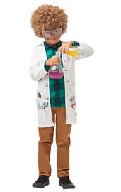 Детский халат Безумного ученого
