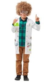 Подростковый халат Безумного ученого