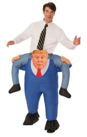 Костюм Верхом на Президенте Трампе