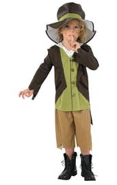 Детский костюм викторианского карманника