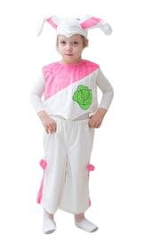 Детский костюм Зайчихи с капустой