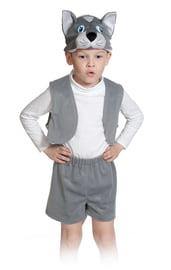 Детский костюм Серенького Волчонка