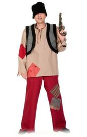 Взрослый костюм Разбойника