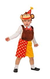 Детский костюм Цирковой Обезьянки