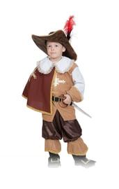 Детский костюм Храброго Мушкетера