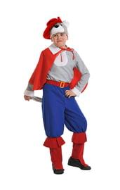 Детский костюм Хитрого Кота в сапогах