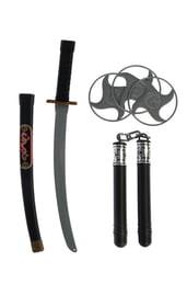 Набор оружия восточного ниндзя