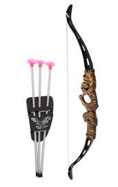 Лук и стрелы-присоски