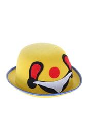 Желтая шляпа клоуна