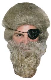 Серая борода пирата