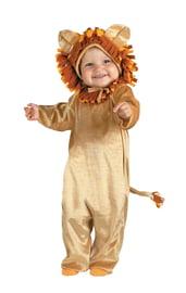 Костюм львенка для малыша