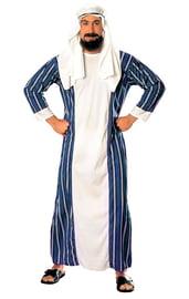 Синий костюм арабского шейха