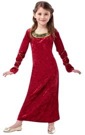 Детский костюм Средневековой леди