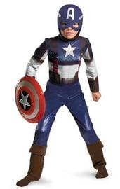 Детский костюм Ловкого Капитана Америки