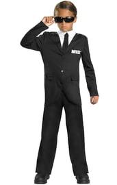 Детский костюм Люди в черном